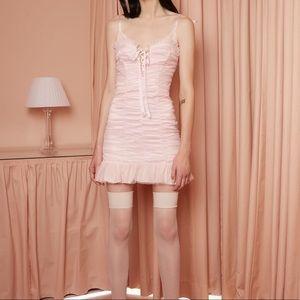 Daisy Daisy TV Pink Tulle Symphony Dress